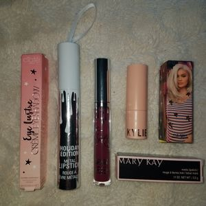 Kylie cosmetics, Ciate London makeup bundle